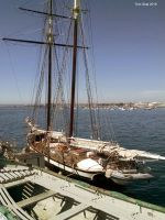 tall ship 050 by Transportphotos