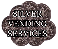 Silver Vending Services: Logo by kittybread-eater