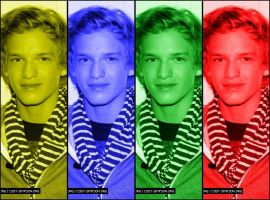 Cody Simpson Multi-Color by DemiFan101