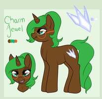 Charm Jewel by lulubellct