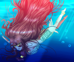 TG_Love for Sea II by SoulOfPersephone