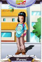 Dragon Ball GT - Poperu by DBCProject