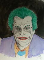 The Joker by icdrag2002