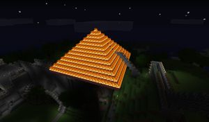 The Pyramid of Blazes by JialBlood