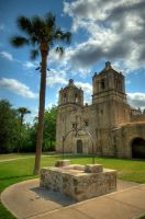 Mission Concepcion HDR 3 by Audisportracer