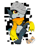 Midna Winter by TheOctoberScarf