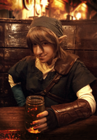 Telma's Bar [Twilight Princess] by SAYA-LOURA