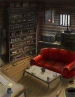 Apartment by Darkcloud013