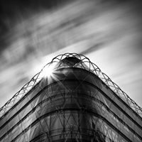 Glass and iron by kgeri