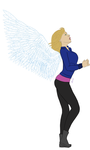 Rose Tyler: Angel of the Lord by libroabierto