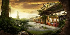 Last Station by Kuklamir