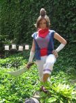 More Tetra cosplay by crimsontriforce