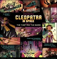Cleopatra in Space #2 Out Today! by mikemaihack
