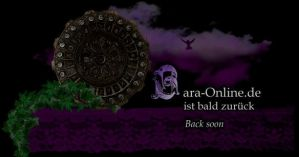 'back soon' web graphic by CatBeluxe