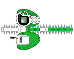 DIGIVICE D3_TK by randyfivesix