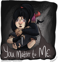 You Matter to Me by Speedvore