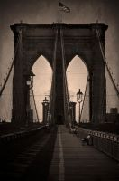 Brooklyn Bridge by valentina85