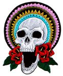 Mexican Skull by DonovanGesting