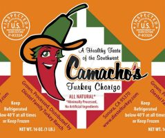 Logo design for Camacho's by draweverywhere