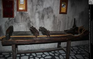 Medieval Torture Device - The Torture Bed by DamselStock
