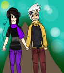 Soul Eater Lovers by KillerStalkerPerson