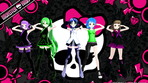 MMD Monster High by Tibby-san
