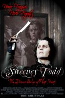 Sweeney Todd by digidante