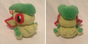 Flygon Plush by Dragon819