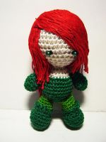 Batman - Poison Ivy doll by Nissie