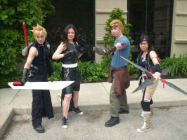 Final Fantasy VII group by 310322094