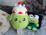 BABYSHIBA AND KEROPPI by ninjasrkewl98