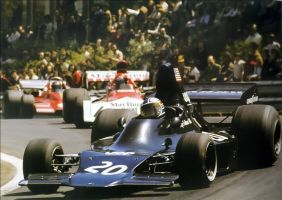 G. Follmer | N. Lauda |J. Ickx (Spain 1973) by F1-history