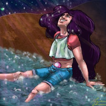 Stevonnie by XxCommanderShepardxX