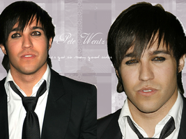 Pete Wentz 3 by tinkerbell1991