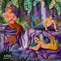 MERMEN PRINCES 3 by FERNL
