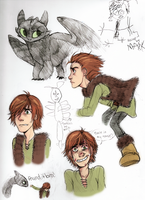 HTTYD by EliciaElric