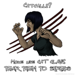 Catcalls by Skarlet-Raven
