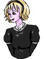 Rose Lalonde by pinocchiosVices
