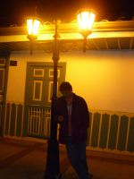 At antique street from Quindio by blackberri