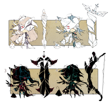 [CLOSED] ADOPT Auction 76 - Heart Lost by Piffi-adoptables
