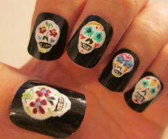 Sugarskull by henzy89