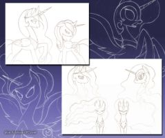 Project Luna - WIP Art by Jdan-S