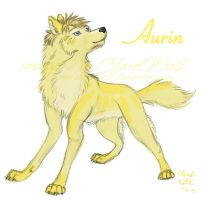 Aurin by ClaretWolf