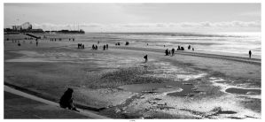 Day 220 - Blackpool Beach by TakeMeToAnotherPlace
