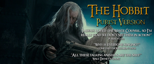 The Hobbit - Purist Version (Teaser 3) by yourparodies