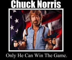 -Chuck Norris- by GoneUnder