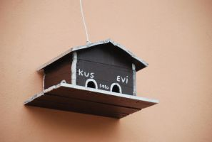 Birdhouse by r3code