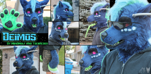 Deimos Fursuit by WindWo1f