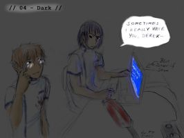 TC Theme 04 - Dark by ChibiEdo