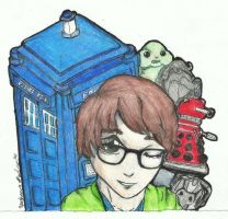 Doctor Who: Terry by VerseaPetrova